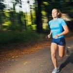 Runner — Stock Photo #9614944