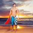Surfer — Stock Photo #9686648
