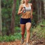 Runner — Stock Photo