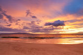 Hawaiian Sunset — Stock Photo