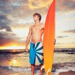 Surfer — Stock Photo #9838566