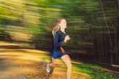 Runner — Stock Photo