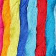 DYED YARN — Stockfoto