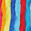 Foto de Stock  : DYED YARN