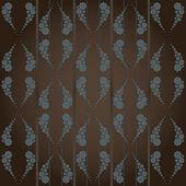 Brown wallpaper — Stock Vector