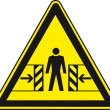 Warning signs — Stock Photo