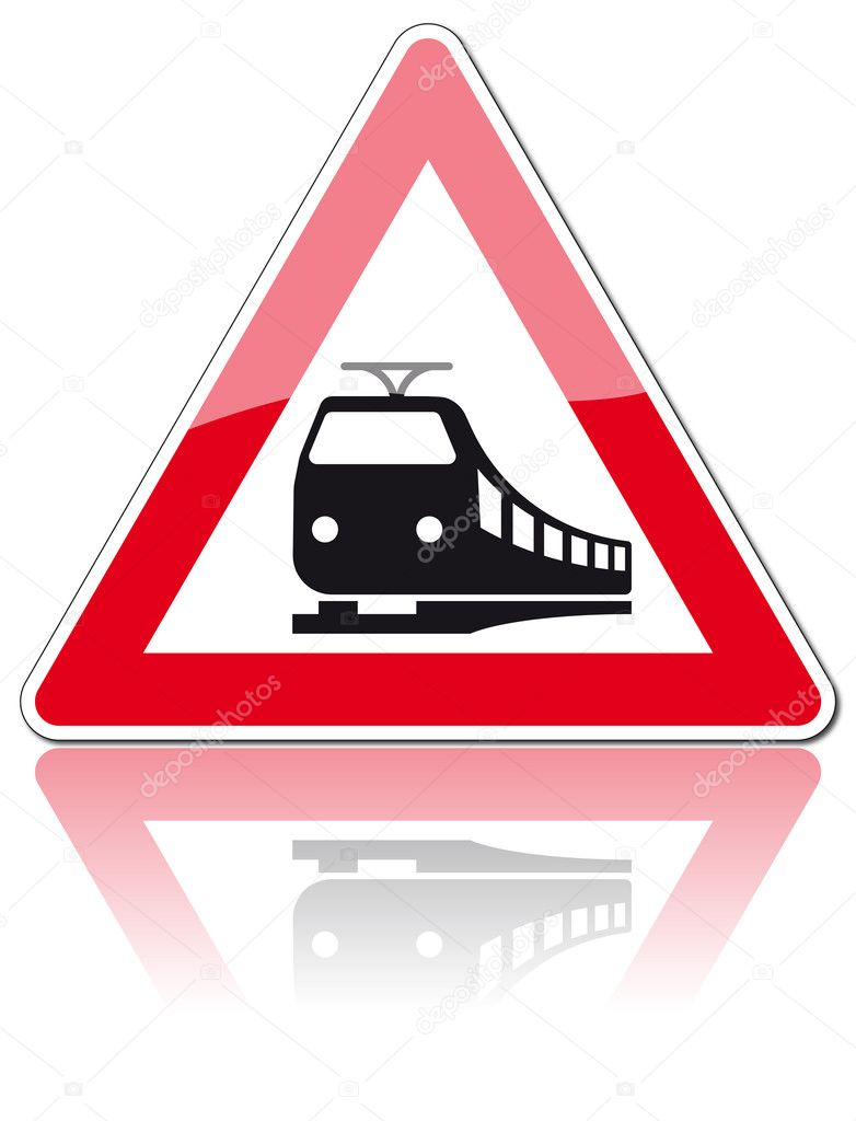 Traffic signs which are found in road traffic — Stock Photo #8502604