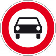 Traffic signs - Vettoriali Stock