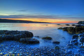 Coastal Sunrise — Stock Photo
