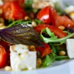Fresh vegetable salad — Stock Photo #10226934