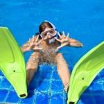 Snorkeling — Stock Photo #8532492