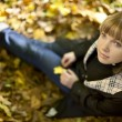 Gold autumn — Stock Photo #8582547