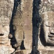 Angkor Thom - Stock Photo