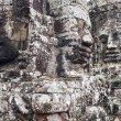 Stock Photo: Faces of Angkor Thom