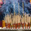 Joss sticks — Stock Photo