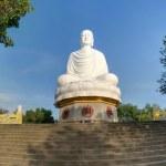 Big white Buddha — Stock Photo #8584093