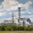 Stock Photo: Chernobyl power plant