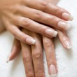 Womans hand — Stock Photo