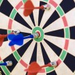 Dart board — Stockfoto #8584243