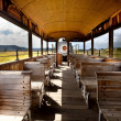 Inside wagon — Stock Photo #8701619