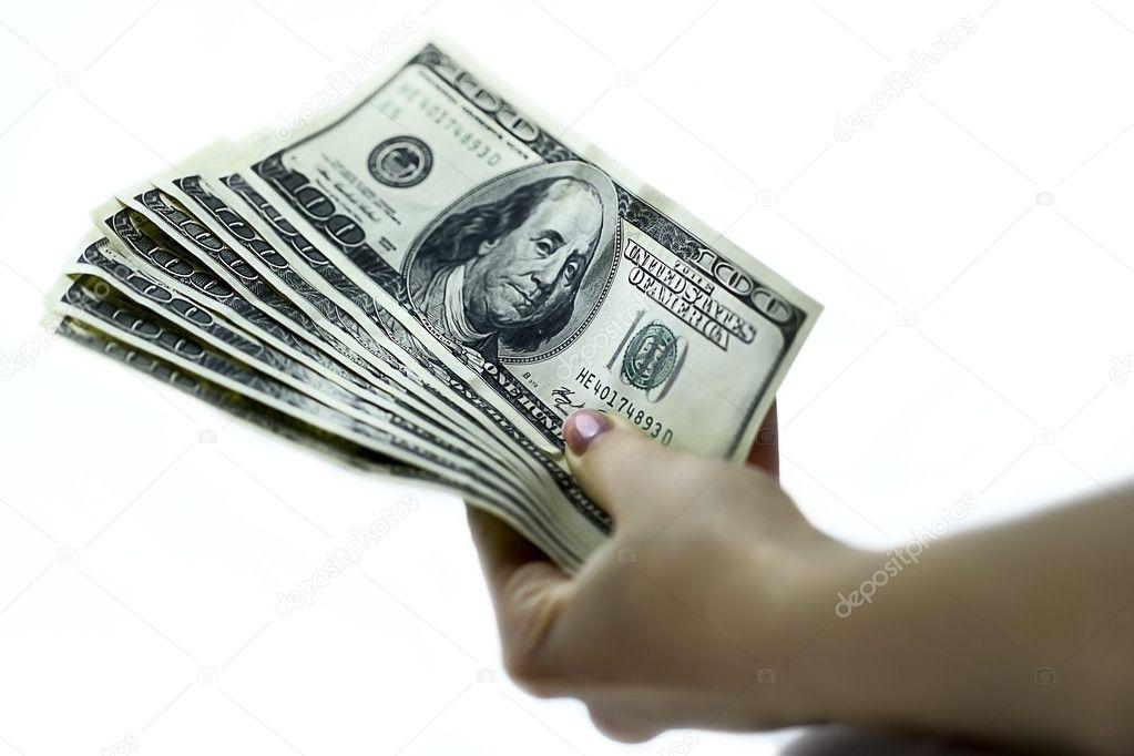 Сон о долларах