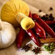 Spices and chilies - 