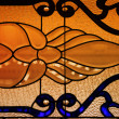 Stained glass — Stock Photo #8449795