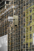 Construction in the City — Stock Photo