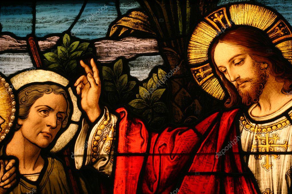 Resultado de imagem para vitrais de jesus cristo