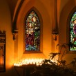 Church interior — Stock Photo #8470216