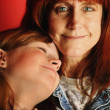 Mother and Daughter - Foto Stock