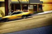 Taxi taxi — Foto Stock
