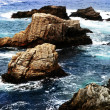 Rocky Coastline — Stock Photo #8487696