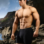 bodybuilder — Stockfoto