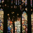 Stained glass - Stockfoto