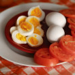 Food Plate - Foto Stock