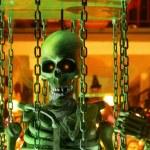 composición de Halloween — Foto de Stock