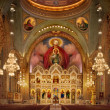Church interior — Stock Photo #8499974