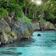 Tropical tranquility - Stock Photo