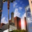 Business district — Stockfoto #8502420