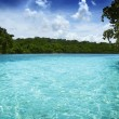 Tropical cove - Stock Photo
