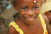Little Girl, Jamaica — Stock Photo