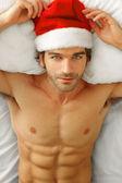 Sexy Santa — Fotografia Stock