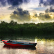 Rowboat - Stock Photo