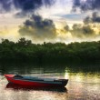 Stock Photo: rowboat