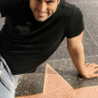 Mon walk of fame — Stock Photo #8512208