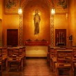 Church interior — Stock Photo #8512222