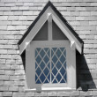 Window on house — Stock Photo