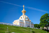 La capilla del oeste de rusia petergof — Foto de Stock