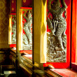 Stock Photo: Buddhist reliefs